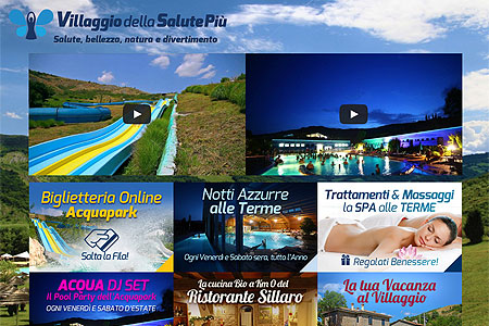 www.villaggiodellasalutepiu.it